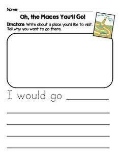 Essay on visit any place